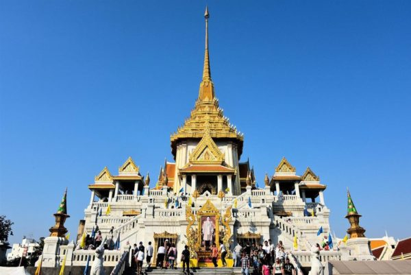 BEST DEAL BANGKOK PATTAYA 4D3N FREE GOLDEN BUDHA TEMPLE