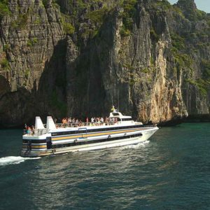 BEST DEAL PHUKET 3D2N 32PPC Phi Phi by Cruise