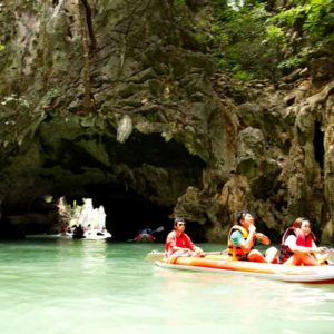 BEST DEAL PHUKET 4D3N 43JBL-PPC James Bond Longtail Boat Phi Phi Cruise