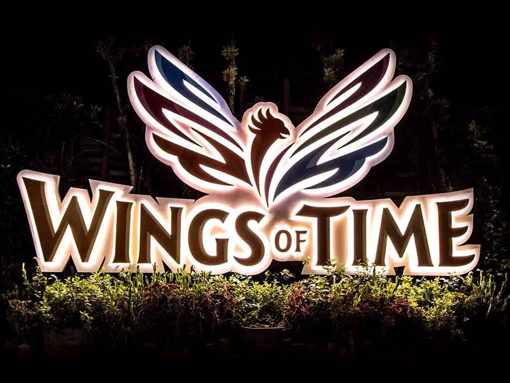 harga Tiket Wings of Time Singapore